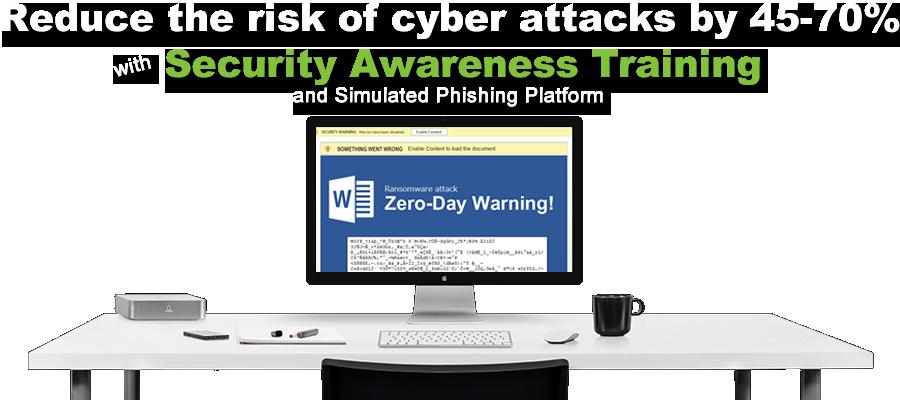 employee security training online security awareness training